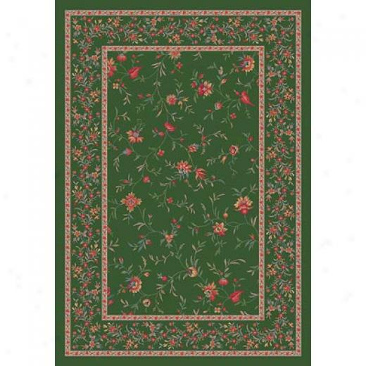 Milliken Hampshire 2 X 8 Runner Forest Area Rugs