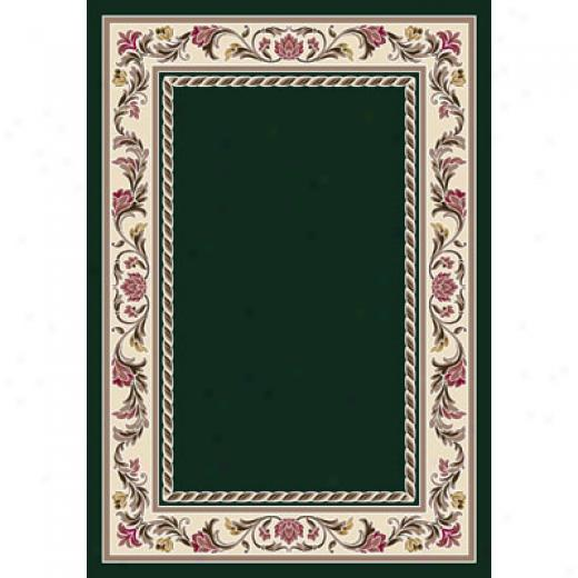 Milliken Ionica 2 X 8 Runner Emerld Area Rugs