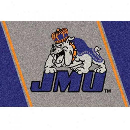 Milliken James Madison University 5 X 8 James Madison Area Rugs
