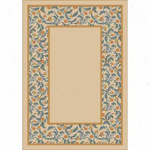 Milliken Of the Latins Rose 5 X 8 Opal Lapis Area Rugs