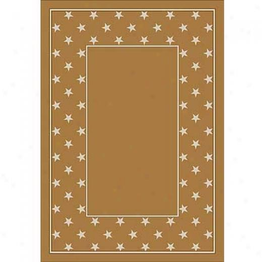 Milliken Lucky Stars 11 X 13 Atlantic Area Rugs