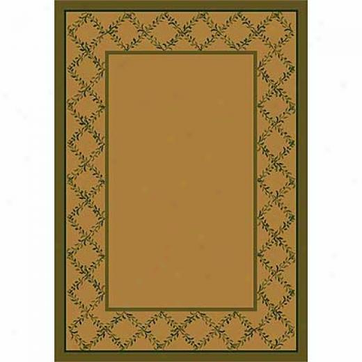 Milliken Lystra 8 X 11 Maize Ii Area Rugs
