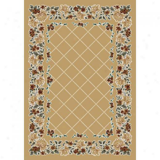 Milliken Marissa 8 X 8 Square Light Topaz Area Rugs