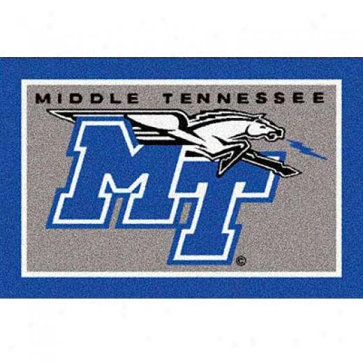 Milkiken Middle Tennessee State 5 X 8 Middle Tennessee Area Rugs