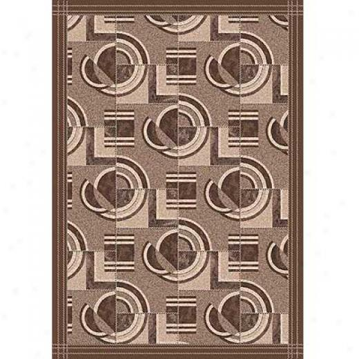 Milliken Midernes 8 X 11 Cafe Creme Area Rugs