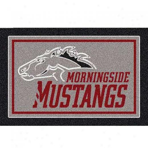 Milliken Morningside College 5 X 8 Morningside College Area Rugs