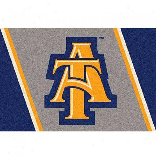 Milliken North Carolina A & T 5 X 8 North Carolina At Area Rugs