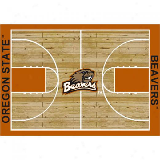 Milliken Oregon State Beavers 8 X 11 Oregon State Beavers Area Rugs