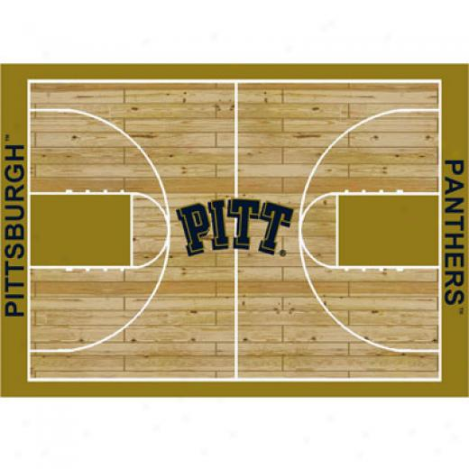 Millikem Pittsburgh Panthers 5 X 8 Pittsburgh Panters Area Rugs
