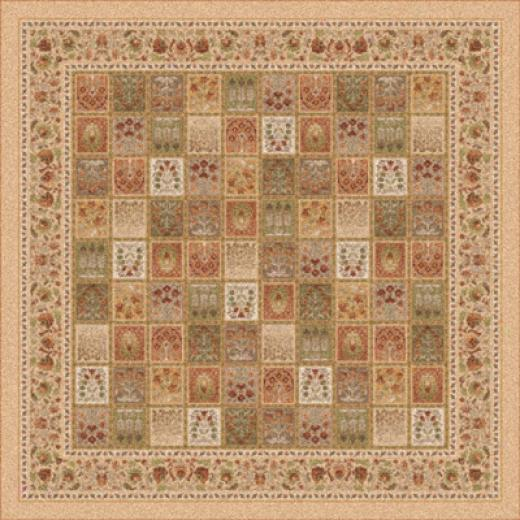 Milliken Pristina 5 X 8 Boston Creme Area Rugs
