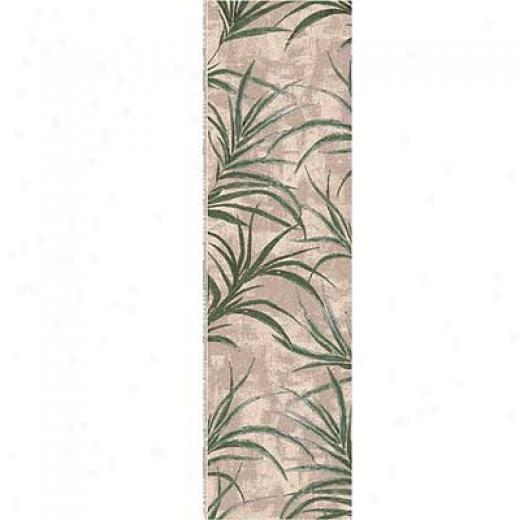 Milliken Rainforest 2 X 12 Runner Alabaster Area Rugs
