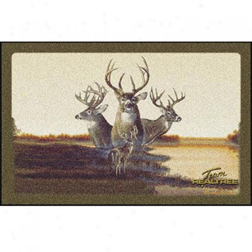 Milliken Realtree Collection 4 X 5 Team Realtree Bucks Vi Arra Rugs