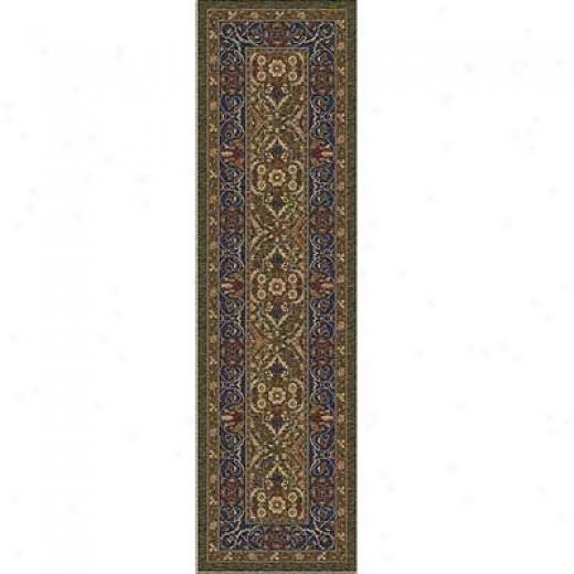 Milliken Sandakan 2 X 16 Autumn Green Area Rugs