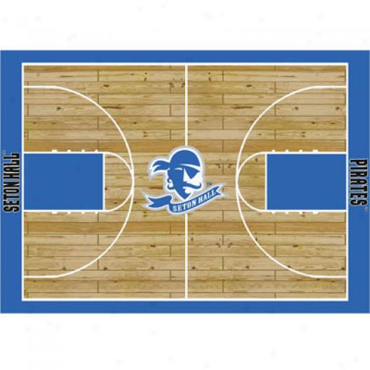 Milliken Seton Hall Pirates 4 X 5 Seton Hall Pirates Area Rugs