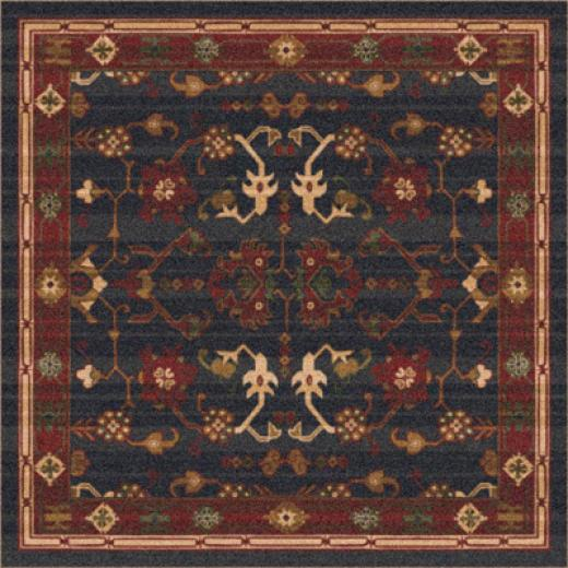 Milliken Sharak 5 X 8 Ebony Area Rugs