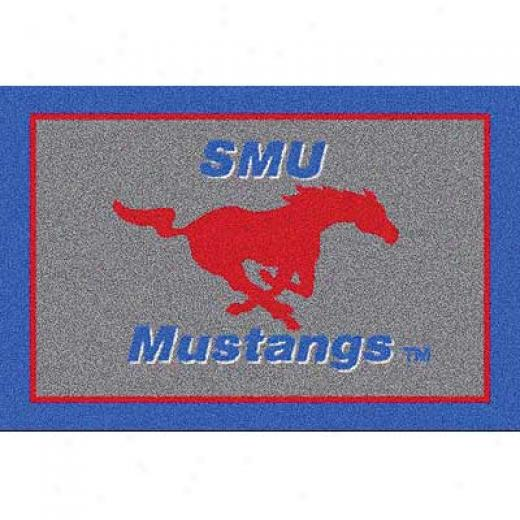Milliken Southern Methodist University 3 X 4 Souther nMethodist Area Rugs
