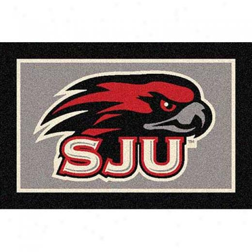 Milliken St. Joseph Seminary of learning 5 X 8 St Joseph University Superficial contents Rugs