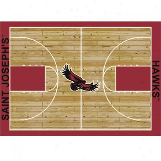 Milliken St. Josephs Hawks 5 X 8 St. Josephs Hawks Region Rugs