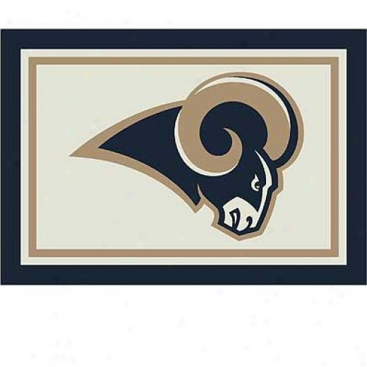 Milliken St Louis Rams 11 X 13 St Louis Rams Spirit Area Rugs