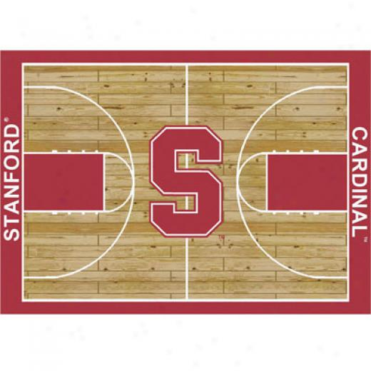 Milliken Stanford Cardinal 4 X 5 Stanford Cardinal Area Rugs