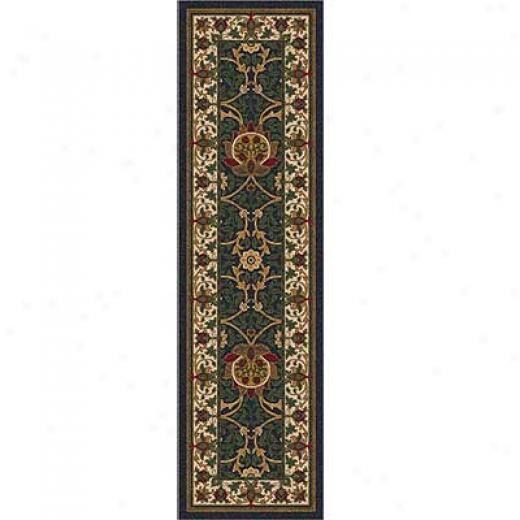 Milliken Sumero 2 X 12 Runner Midnght Area Rugs