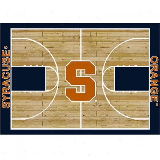 Milliken Syracuse Orange 5 X 8 Syracuse Orange Area Rugs