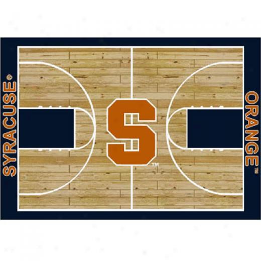 Milliken Syracuse Orange 5 X 8 Syracuse Orange Area Rugs