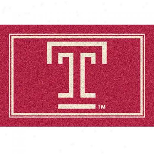 Milliken Temple University 5 X 8 Temple University Area Rugs