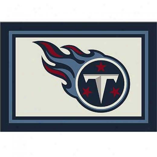 Milliken Tennessee Titans 8 X 11 Tennessee Titans Spirit Area Rugs