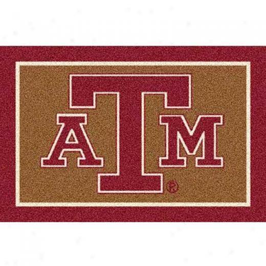 Milliken Texas A&m University 3 X 4 Texas A&m University Area Rugs