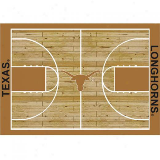 Milliken Texas Longhorns 8 X 11 Texas Longnorns Area Rugs