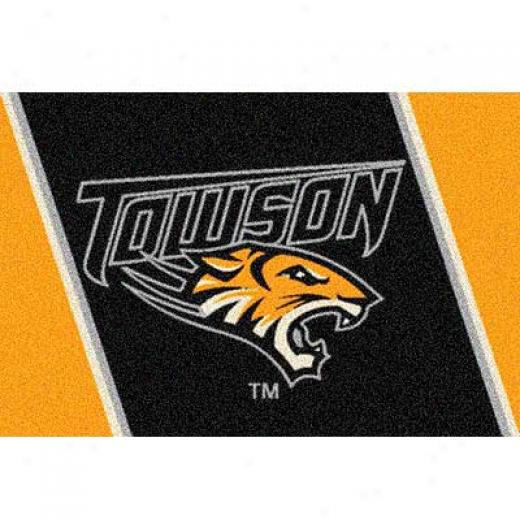Milliken Towson University 5 X 8 Towson University Area Rugs