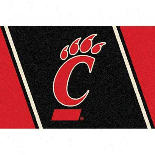 Milliken University Of Cincinnatii 5 X 8 U Cincinnatti Area Rugs