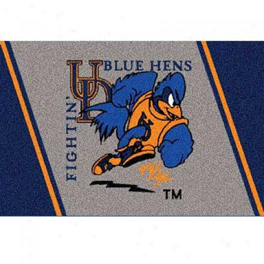 Milliken University Of Delaware 4 X 5 U Delaware Area Rugs