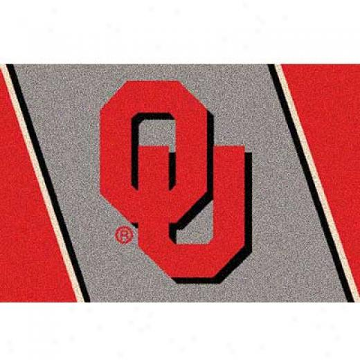 Milliken University Of Oklahoma 5 X 8 U Oklahoma Area Rugs