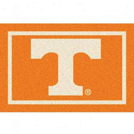 Milliken University Of Tennessee 4 X 5 University Of Tennessee Area Rugs