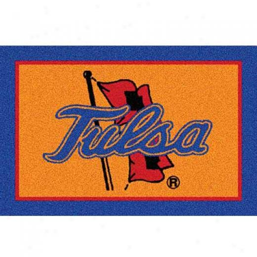Milliken University Of Tulsa 5 X 8 Seminary of learning Tulsa Superficial contents Rugs
