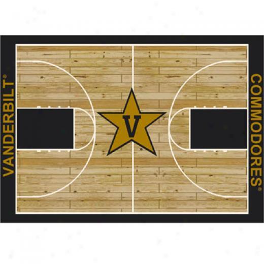 Milliken Vanderbilt Commodores 5 X 8 Vanderbilt Commodores Area Rugs