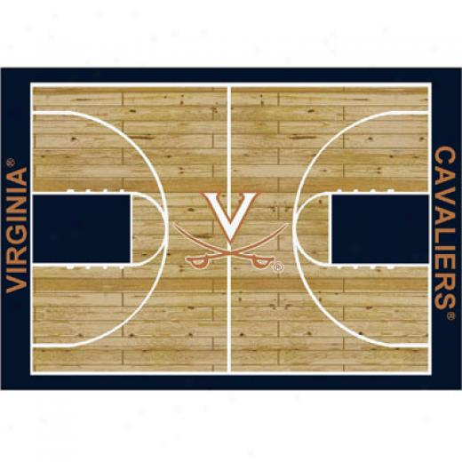 Milliken Virginia Cavaliers 4 X 5 Virginia Cavaliers Area Rugs