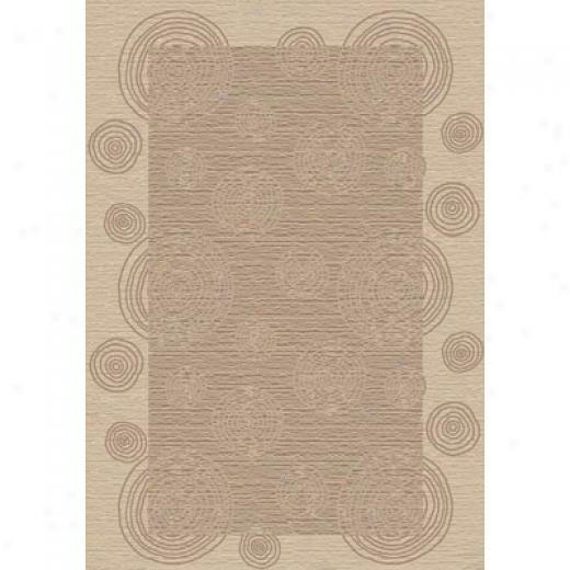 Milliken Wabi 8 X 8 Square Pearl Mist Area Rugs