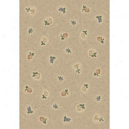 Milliken Windfall 8 X 8 Square Pearl Mist Antique Area Rugs