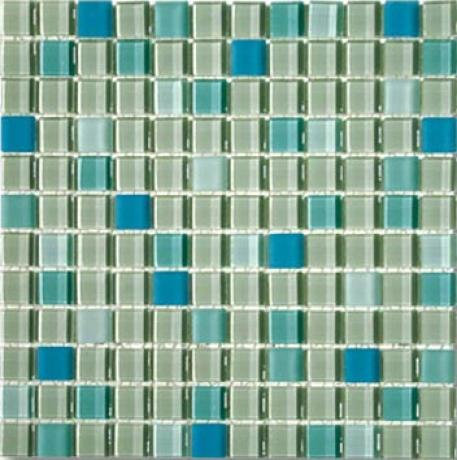 Mirage Tile Glass Mosaic Blends 1 X 1 Gardencity Tile & Stone