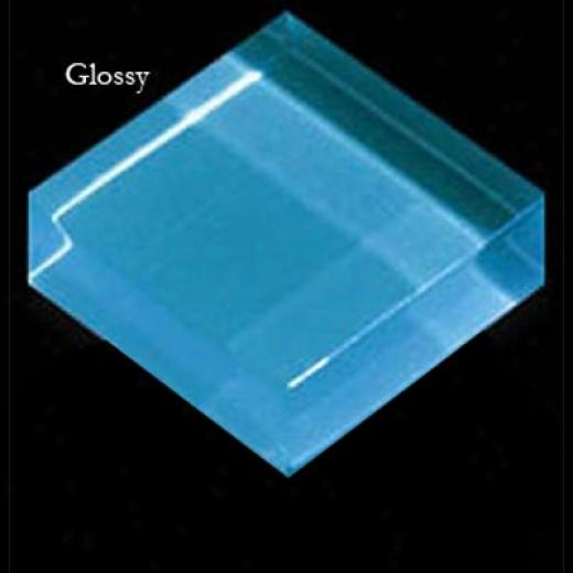 Mirage Tile Loose Tile 4 X 4 Virgin Blue Glossy Tile & Stone