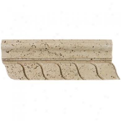 Mohawk Artistic Collection - Accenf Statements - Travertine Resin Laredo Resin Accent Strip Tile & Stone