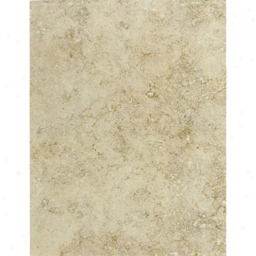 Mohawk Bella Rocca 9 X 12 Venetian White Tile & Stone