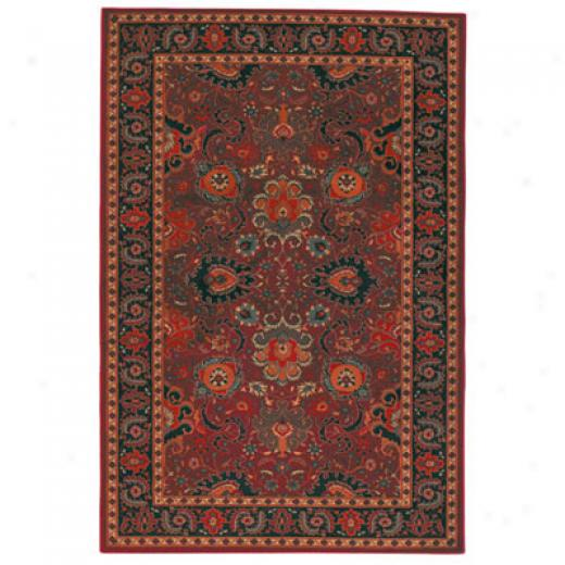 Mohawk Bella Rouge 2 X 8 Calumet (light) Area Rugs