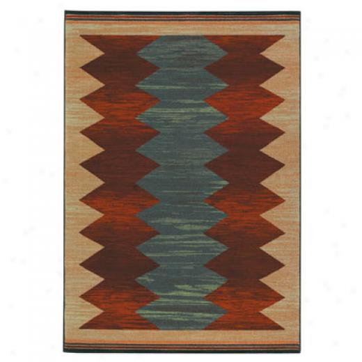 Mohawk Bella Rouge 2 X 8 Sierra Vista Area Rugs