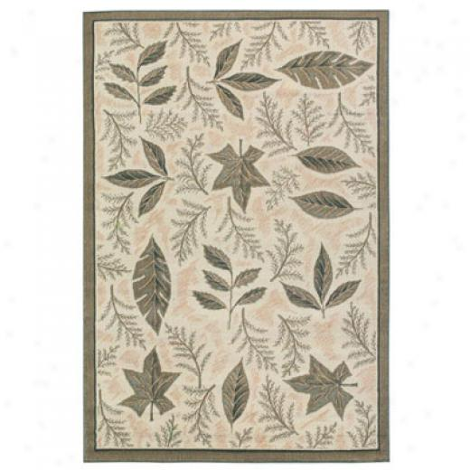Mohawk Essentials 5 X 8 Forest Clipping Area Rugs