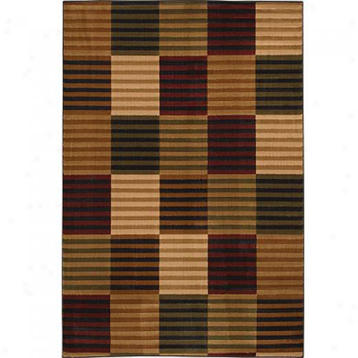 Mohawk Five Star 8 X 11 Frazier Mocha Area Rugs