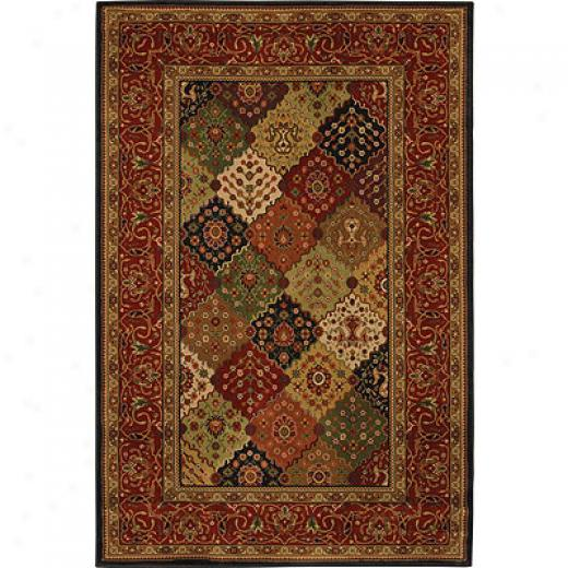 Mohawk Five Star 8 X 11 Royale Crimson Area Rugs